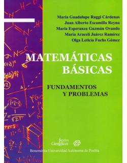 Matemáticas básicas. Fundamentos y problemas