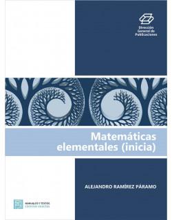 Matemáticas elementales (inicia)