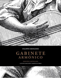 Gabinetto armonico / Filippo Bonanni  (edición facsimilar)